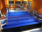 Classic Boxing Ring 22'